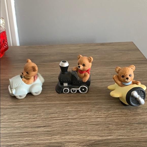 Home Interiors Bear Set